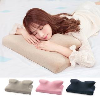 【BELLE VIE】韓國熱銷4D全方位護頸記憶枕(四色任選)