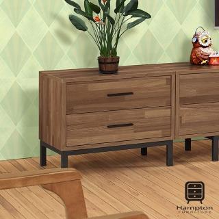 【Hampton 漢妮】蓋爾1.8尺床頭櫃(儲櫃/置物櫃/櫃子/收納櫃/抽屜櫃/床頭櫃)