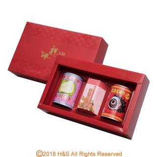 【瀚軒】禮讚榮耀禮盒(南北貨禮盒)