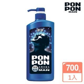 【澎澎MAN】強健髮根抗屑洗髮乳-700g