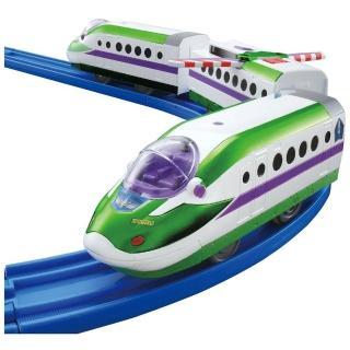 【Disney x PLARAIL】巴斯光年星際指揮列車(男孩 鐵道火車)