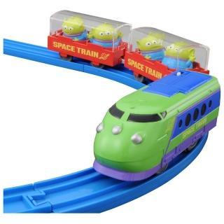 【Disney x PLARAIL】三眼怪可愛列車(男孩 鐵道火車)