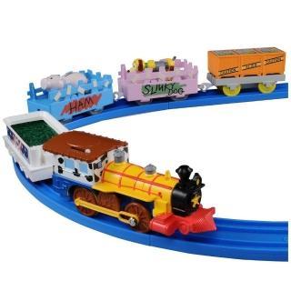【Disney x PLARAIL】迪士尼夢幻火車伍迪(男孩 鐵道火車)