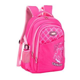 【DF童趣館】舒適大容量兒童書包後背包(共3色)