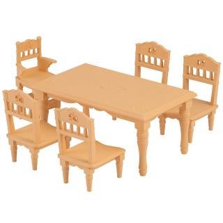 【森林家族】餐桌組(Sylvanian Family)