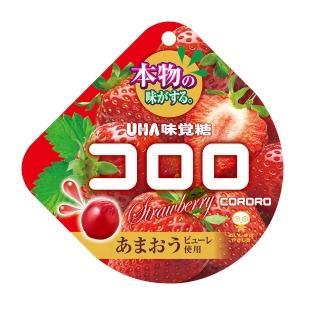 【味覺糖】酷露露Q糖-草莓味(40g)