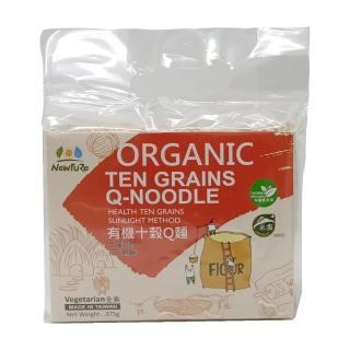 【展康】有機十穀Q麵(375克/包)