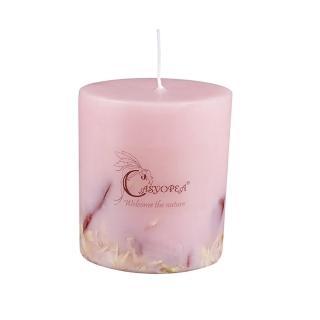 【Casyopea】Decorated candle Exotic 異國情調 白麝香(香氛蠟燭)