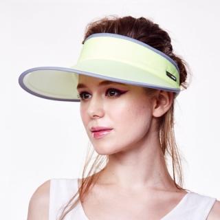 【SUNSOUL】先進光學美療布-機能光療大太陽帽(黃色)