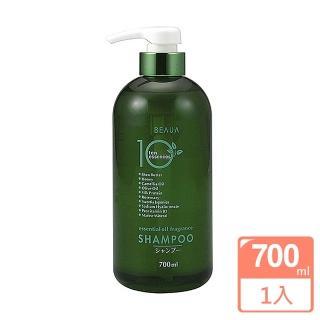日本熊野BEAUA草本植物粹取洗髮精700ML