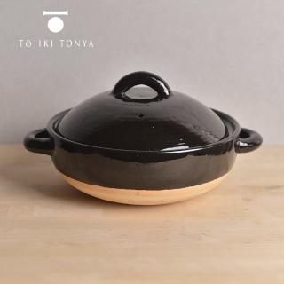 【日本TOJIKI TONYA】伊賀燉煮土鍋2.3L(4-6人)