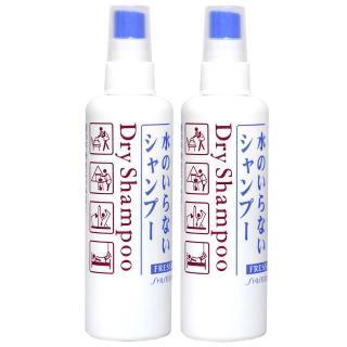 【日本SHISEIDO】秀髮乾洗劑150mlx2入組