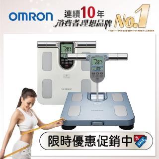 【OMRON歐姆龍】體重體脂計 HBF-371(二色可選)