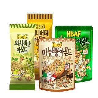 【Toms Farm】韓國湯姆農場杏仁果-口味任選(25-30g)