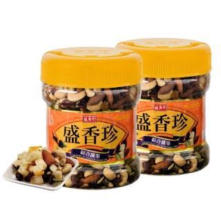 【盛香珍】綜合纖果禮桶580g(2桶組)