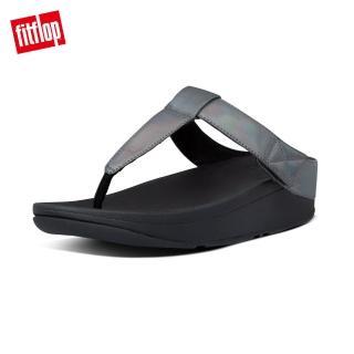 【FitFlop】LOTTIE GLITTER/MINA IRIDESCENT/LULU GLITTER 經典夾腳涼鞋-女(共7款)