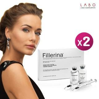 義大利Fillerina無針玻尿酸抗皺絕版組