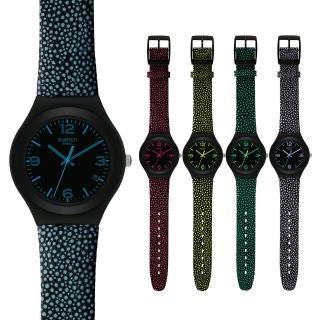 【SWATCH】Irony 金屬系列Lady系列經典手錶(37.4mm)