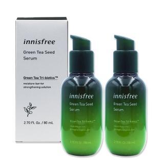 【innisfree】買1贈1-綠茶籽保濕精華 80ml