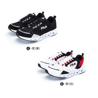 【FILA】CITY JOGGER 輕量慢跑鞋-男/女(共四色)