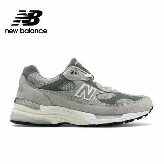 【NEW BALANCE】NB 英美製復古休閒鞋_男鞋/女鞋_元祖灰_M992GR-D楦