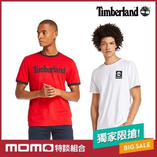 【Timberland】春夏推薦-男款熱銷短袖T恤(多款任選)