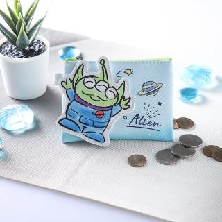 【Disney 迪士尼】立體造型零錢包(三眼怪)